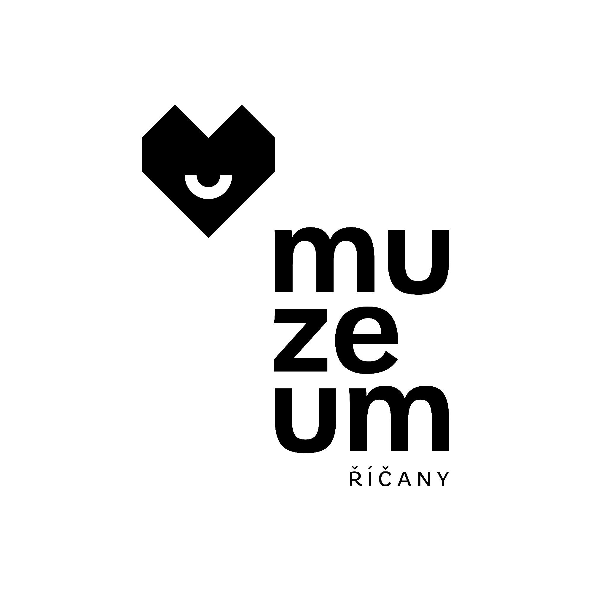 logo muzeum říčany